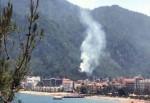 Marmaris'teki yangında sürpriz gelişme