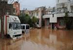 Mersin'de okullar tatil edildi.