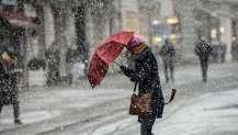 Meteoroloji'den son dakika uyarısı! Kar ve yağmur…