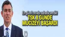 Metin Feyzioğlu: En güzel cevabı sahada verdik