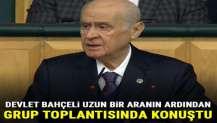 MHP lideri Bahçeli: Düşmemizi bekleyenler daha çok bekleyeceklerdir...