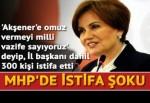 MHP'de istifa şoku! İl başkanı dahil 300 kişi istifa etti