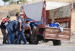 Niğde'de bomba düzenekli kamyonet bulundu