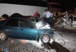Ordu'da trafik kazası: 3 ölü, 5 yaralı