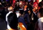 Otomobil ile özel halk otobüsü çarpıştı: 6 yaralı