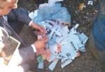 Oylar çöpten çıktı