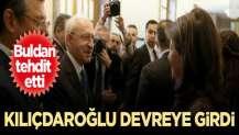 Pervin Buldan tehdit etti, Kılıçdaroğlu devreye girdi