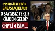 Pınar Gültekin'in babası açıkladı