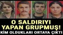 PKK'lı 5 teröristin kim oldukları ortaya çıktı!