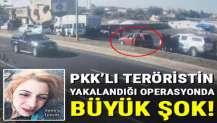 PKK'lı teröristin yakalandığı operasyonda büyük şok!