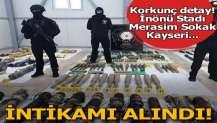 PKK'nın cephane sevk ağı çökertildi! Beşiktaş'a patlayıcı götürenler yakalandı