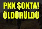 PKK'nın Tendürek bölge sorumlusu Hakan Yeni öldürüldü