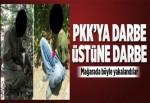 PKK'ya darbe üstüne darbe.