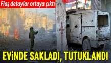 Polis merkezine yapılan saldırıdaki bombalı aracı evinde saklamış!