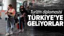Rus heyet Türkiye'ye geliyor! Turizm diplomasisi.