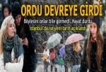 Rusya bile şaştı kaldı! Kar yağışı 60 yılın rekorunu kırdı, İstanbul ise...