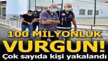 Sahte senet çetesine ikinci operasyon: 10 gözaltı