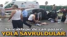 Sancaktepe'de feci kaza! Çok sayıda yaralı var