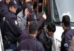 Sandık başında gözaltına alındılar