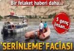 Şanlıurfa'da 5 kişi serinlemek isterken boğuldu