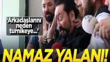 Şarlatan Adnan'dan namaz tahrifatı!