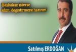 Satılmış Erdoğan: Başbakan isterse adımı değiştiririm