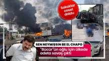 Şehir yanıyor: 'El Chapo'nun oğlu yakalandı, sokaklar karıştı!