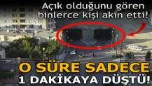 Sivas'ın ilk tünelinde bayram yoğunluğu