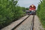 Sivas'ta tren motosiklete çarptı: 2 ölü