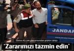 Soma AŞ.'nin patronu bilirkişileri şikayet etmiş: Zararımı karşılayın