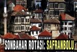Sonbahar Rotası: Safranbolu