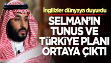 Suudi Arabistan'ın skandalı büyüyor! Gannuşi ve Türkiye planları ortaya çıktı
