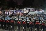 Tam 2 bin polis katıldı !