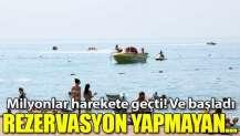 Tatil rezervasyonu yapmayanlara kötü haber! Yüzde yüze ulaştı