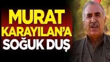 Terör örgütü PKK'nın elebaşlarından Murat Karayılan'ın postacısı enselendi