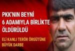 Terör örgütü PKK'nın sözde 'Botan Sahası' sorumlusu Fayık Güçlü öldürüldü