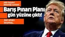 Trump'ın Barış Pınarı Harekatı planı gün yüzüne çıktı!.