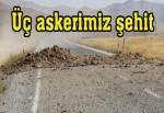 Tunceli'de askeri araca bombalı tuzak