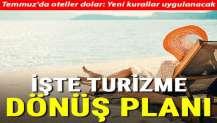 Turizmde dönüş planı