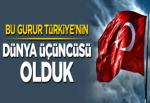 Türkiye dönemin en hızlı büyüyen 3. ülkesi oldu
