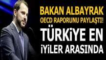 Türkiye en iyiler arasında