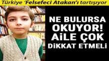 Türkiye 'Filozof Atakan'ı tartışıyor... Oyun da oynamayı unutma