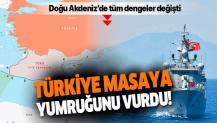 Türkiye-Libya mutabakatı Akdeniz'de tüm dengeleri değiştirdi.