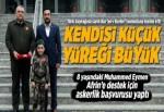 Türkiye'nin en küçük askeri.