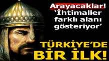 Türkiye'de bir ilk! Malazgirt'i arayacaklar
