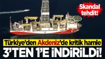 Türkiye'den alçak ambargoya 'yerli önlem'