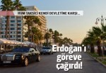 Ülkesinde taksicilik yapamayan Rum, Başbakan Erdoğan'ı göreve çağırdı!