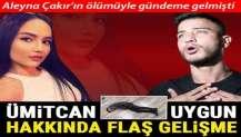 Ümitcan Uygun hakkında 'kişinin hatırasına hakaretten' iddianame