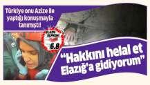 UMKE görevlisi Emine Kuştepe'nin babası konuştu!.