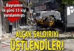 Van'daki bombalı saldırıyı PKK üstlendi